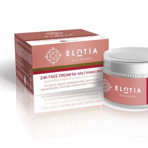 24h FACE CREAM for oily mixed skin